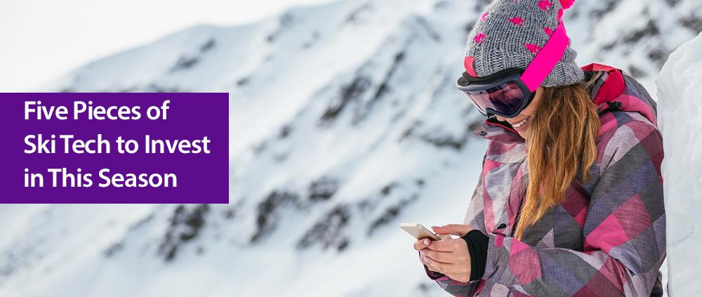 5 Pieces of Ski Tech Header