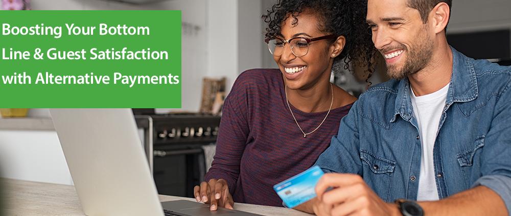 Alternative Payments Header