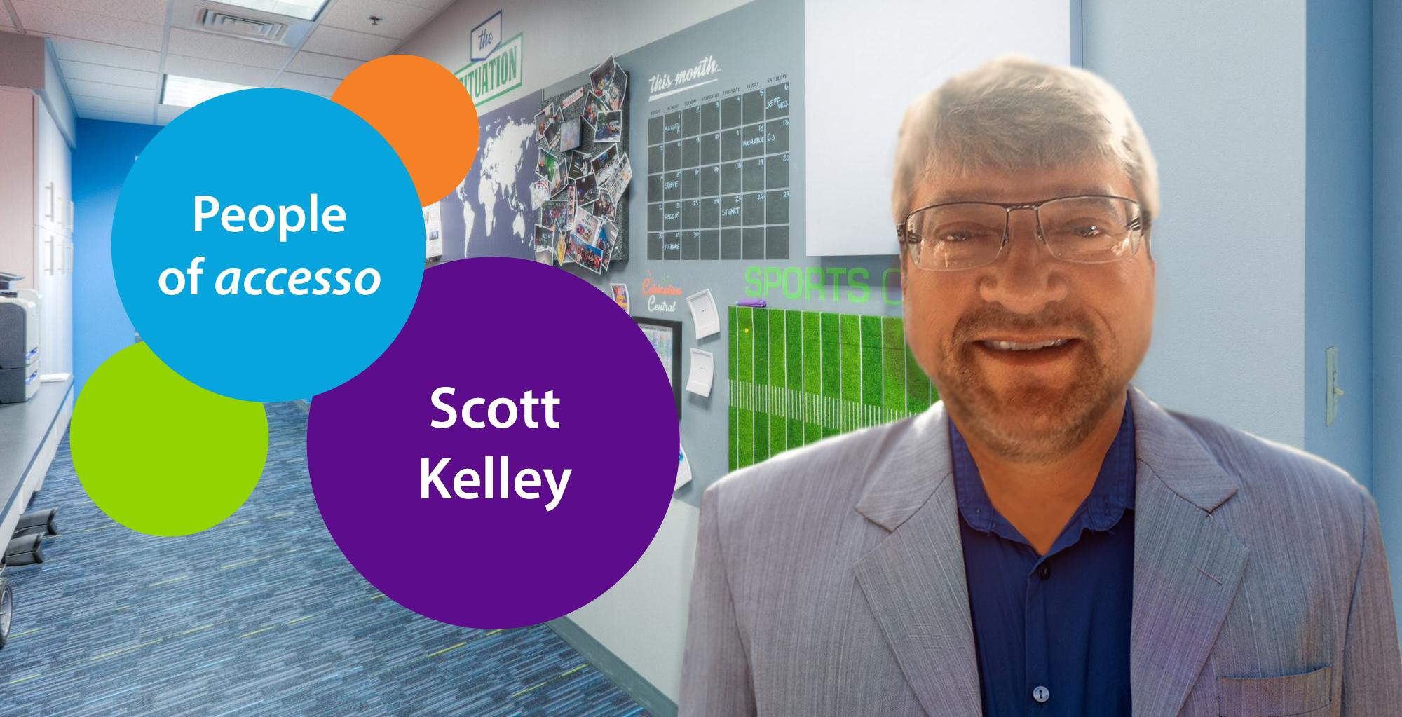 People of accesso Scott Kelley