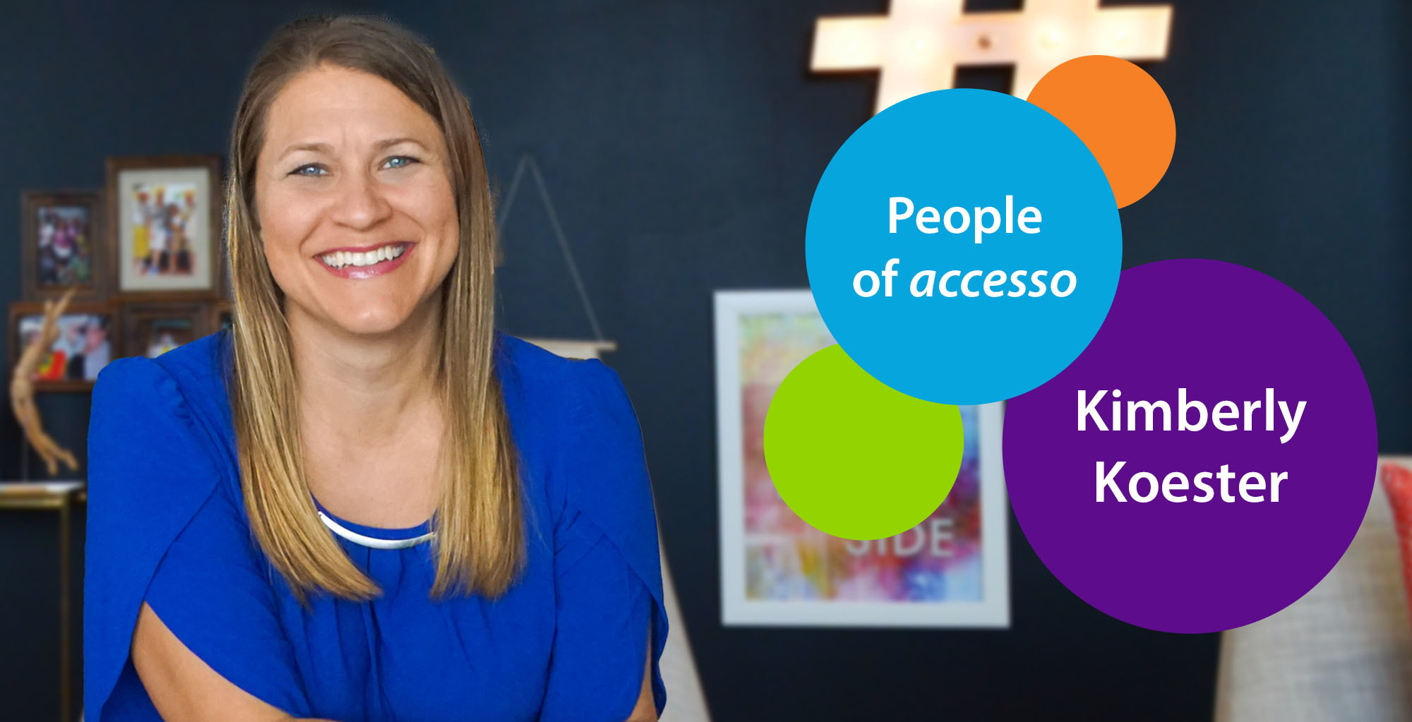 People of accesso kim koester
