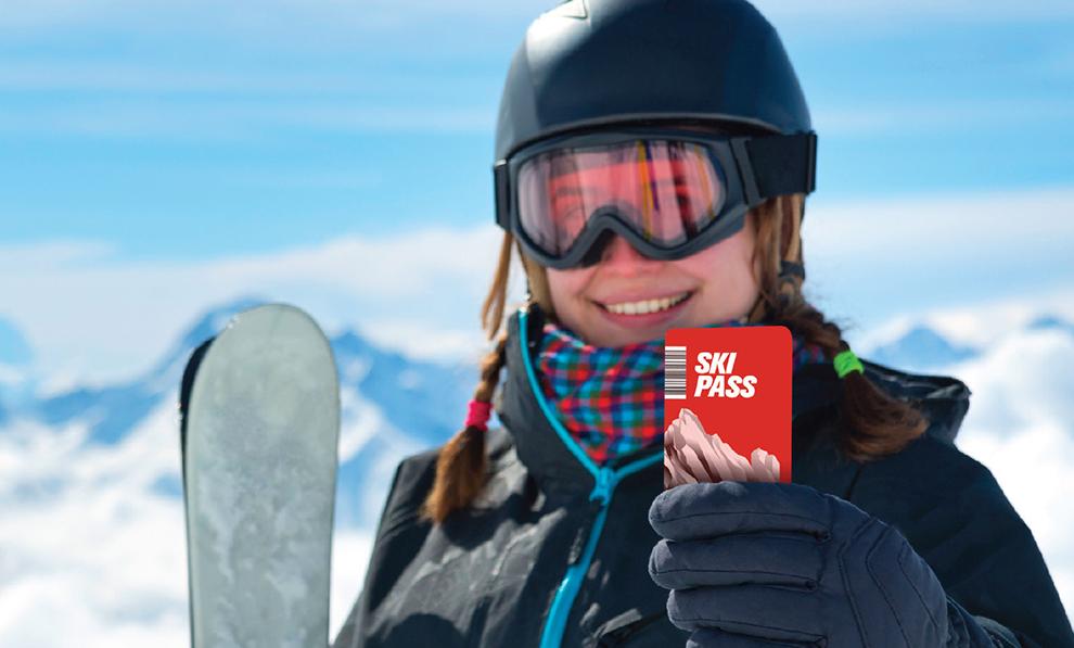 Ski Tech Passholder Benefits