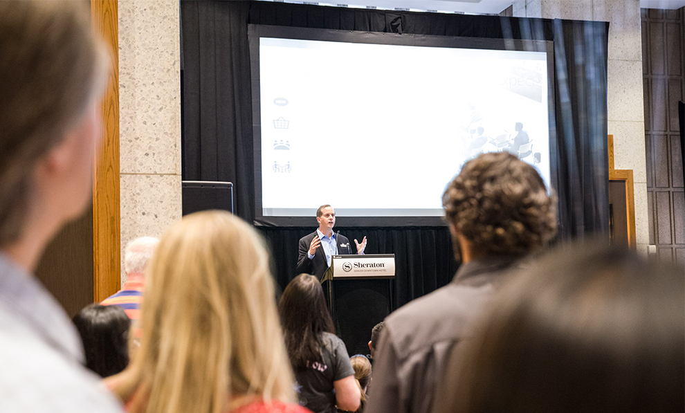 Accesso Client Seminar Keynote