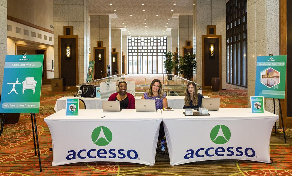 Accesso Client Seminar Registration
