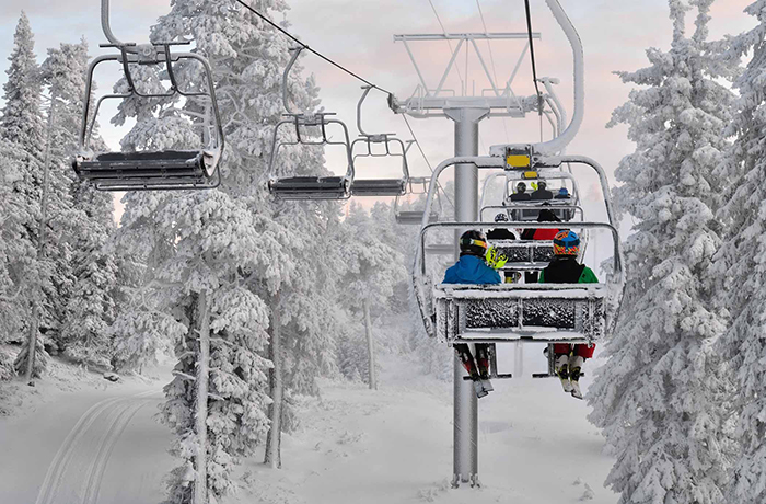 Ski Blog 1