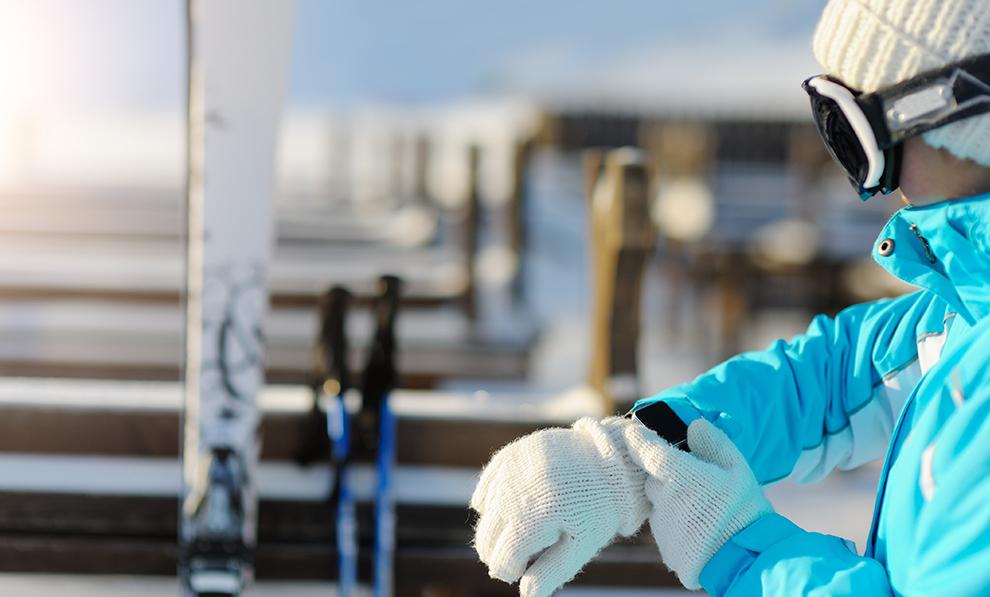 Ski Technology Wearable